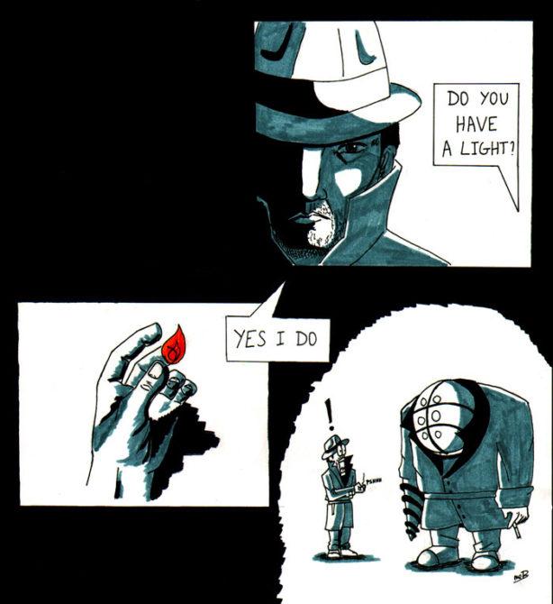 Bioshock Infinite : Burial at Sea : mon avis sur la première partie