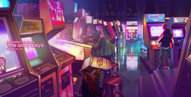 Big Giant Circles - The Glory Days - BGC_KICKSTARTER_arcadethrowback02
