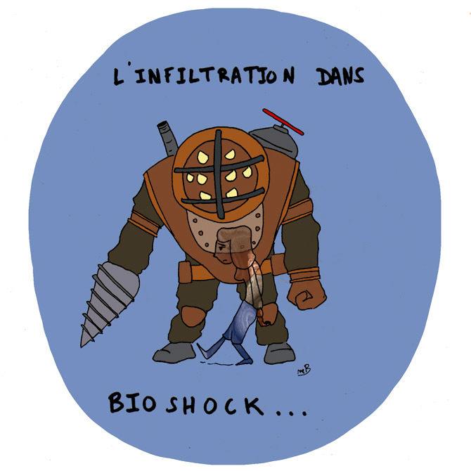 Bioshock Infinite : Burial at Sea, mon avis sur la 2e partie
