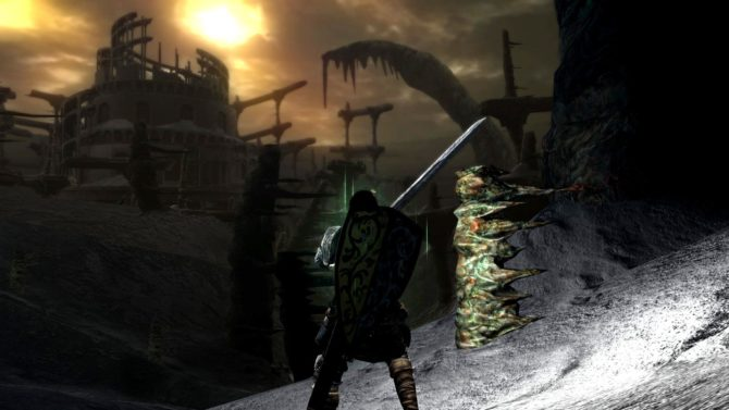 Hommage à Dark Souls : la fin du jeu