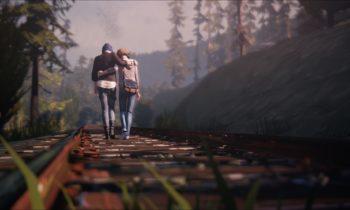 Life is Strange : Max et Chloe sur les rails