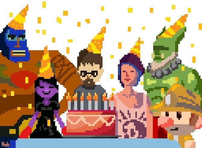 7 ans du blog : des jeux gratuits !