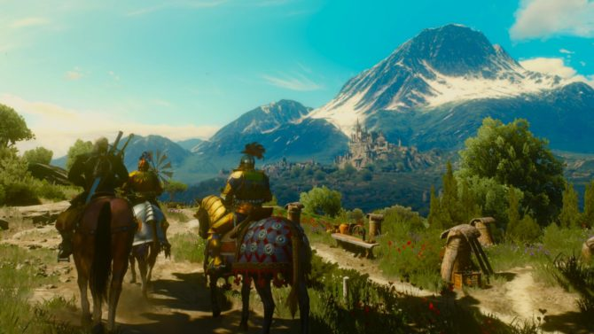 The Witcher 3 : Blood and Wine